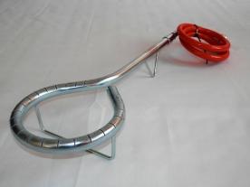 PB gázégő 160 mm; PB-gáz tömlővel (13681)