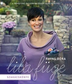 Lila Füge szakácskönyv