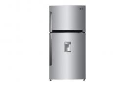LG kombinált felülfagyasztós hűtőszekrény (GTF916NSPM)
