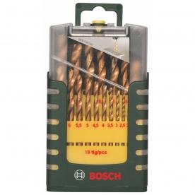 Bosch HSS-TiN fémfúró készlet 19 részes (2607017152)
