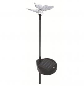 Home napelemes kerti dekoráció, pillangó (MX 616P)