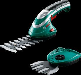 Bosch Isio 3 fű és bokorvágó készlet akkus (0600833102)