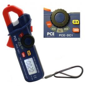 Ampermérő lakatfogó PCE-DC1