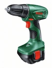 Bosch PSR 12 1 akkus fúrócsavarozó (0.603.955.520)