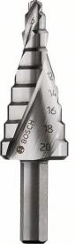 Bosch 9 lépcsős fúró HSS, 4-20 mm (2608597519)