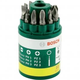 Bosch 10 részes csavarbit-készlet (2607019454)