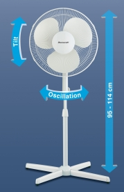 Duracraft ventilátor (DS 640NE)