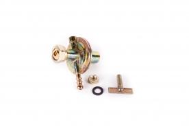 PB nyomásszabályozó állítható, 0-4 bar, 8 kg/h (S480)