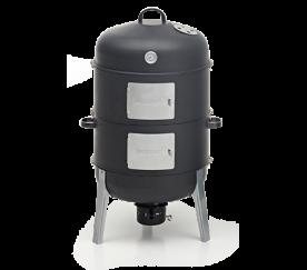 Barbecook házi füstölő kemence, füstölőhordó XL