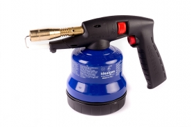 Idealgas gázlámpa forrasztáshoz fémházban piezzós FFLA3PM