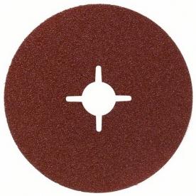 Bosch Fíbertárcsa R444, 115 mm, P24 (2608605474)