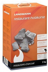 Landmann Restaurant grill faszén 3 kg (09515)