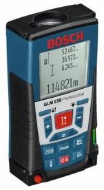 Bosch GLM 150 lézeres távolságmérő (0 601 072 000)