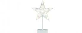 Home LED-es dekoráció, csillag (KAD 20 STAR)