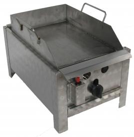 BGT-1 egyégős asztali sütő egyoldalú rostlappal, földgáz üzemű