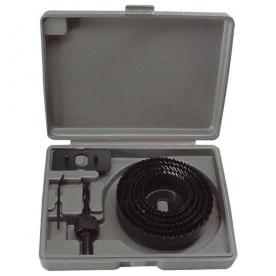 Extol Craft körkivágó készlet 8 db, fához 65-130 mm (1807)