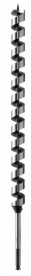 Bosch fa spirálfúró, hatszögletű szárral, 22x160 mm (2608585706)