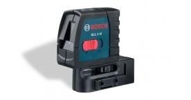 Bosch GLL 2-15+ BM3 keresztvonalas lézer (0601063702)