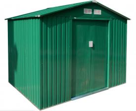 G21 GAH 429 kerti ház, zöld, 251 x 171 cm