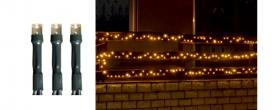 Home LED-es fényfüzér melegfehér, kültéri (KKL 200/WW)