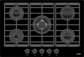 Gorenje beépíthető gázfőzőlap GTW751UB