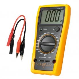 SMA digitális LCR multiméter DM 4070