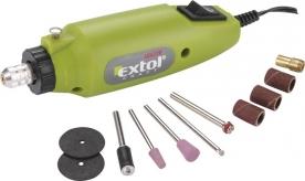 Extol Craft mini köszörű és fúrógép, 12 V (404120)