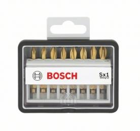 Bosch 8 részes Robust Line bitkészlet Sx Max Grip (2607002573)