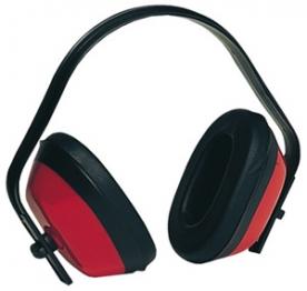 MAX 200 ABS fültok, piros (31020)