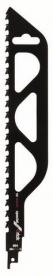 Bosch szablyafűrészlap fához S 1243 HM, Special for Brick (2608650355)
