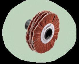 Bosch Hajlékony csiszolóhenger 15mm  Szemcseméret:80 (1.600.A00.154)