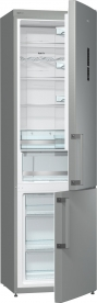 Gorenje kombinált hűtőszekrény NRK6202MX