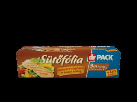 drPACK sütőfólia 3+1 m dobozos