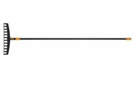 Fiskars Solid univerzális gereblye nyéllel (135066)