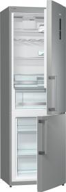 Gorenje kombinált hűtőszekrény RK6192LX