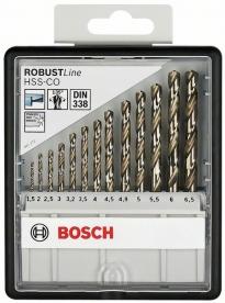 Bosch Robust Line HSS-Co fémfúró készlet 13 részes (2607019926)
