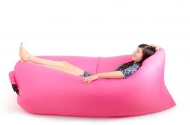 G21 felfújható lazy zsák, pink