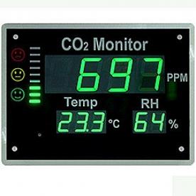 PCE-AC 2000 CO2 mérőkészülék