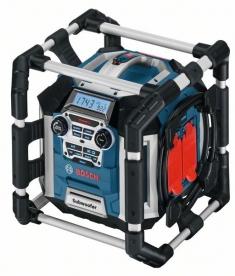 Bosch PowerBox GML 50 Professional akkus rádió (0.601.429.600)