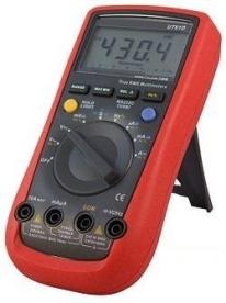 Multiméter digitális PCE-UT 61E TRMS