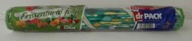 Perforált frissentartó fólia vékony Rollbox 100 db evőeszköz mintás