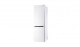 LG kombinált alulfagyasztós hűtőszekrény (GBB59SWRVS)