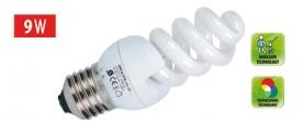 KFS 9/27H Home kompakt fényforrás, maxi spirál 4200 K, 432 lm