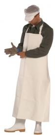 Henteskötény csatos, fehér 90 x 120 cm