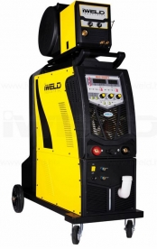 Iweld MIG 500 IGBT Digital Pulse hegesztő inverter (különtolós kivitel)