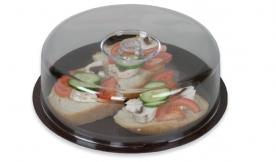 Tortatartó és szendvicsbúra műanyag (34)