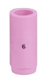 Kerámia fúvóka 6-os, 9,5 mm SR9/20-hoz