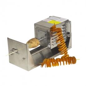 Burgonya Spirál gép, elektromos