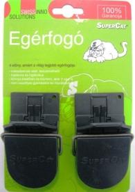 Super Cat egérfogó (2db) (13574)