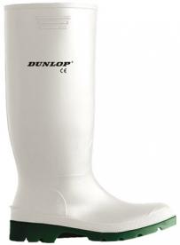 Dunlop Pricemastor gumicsizma, fehér, 45-ös (GAND95645)
